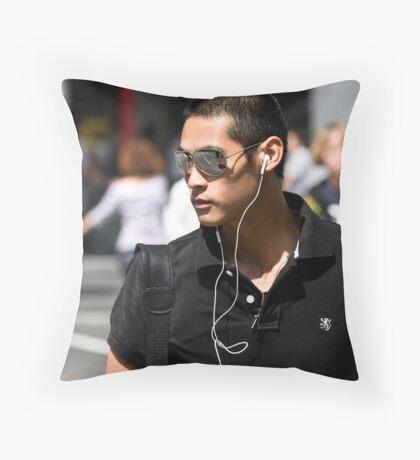 Aviators Throw Pillow