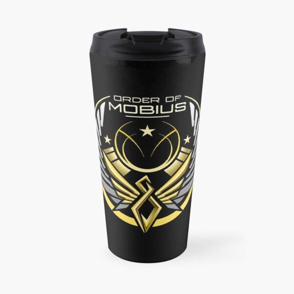 The Order of Mobius Travel Mug
