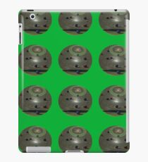 Competition Lawn Bowl, iPad Case/Skin