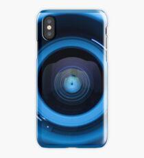 Camera lens 2 iPhone Case/Skin