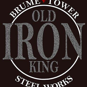 Old Iron Steel Works by ShadowBlade524
