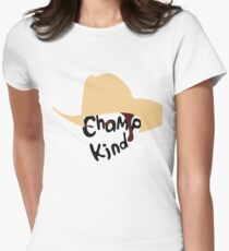 Champ Kind Women's Fitted T-Shirt