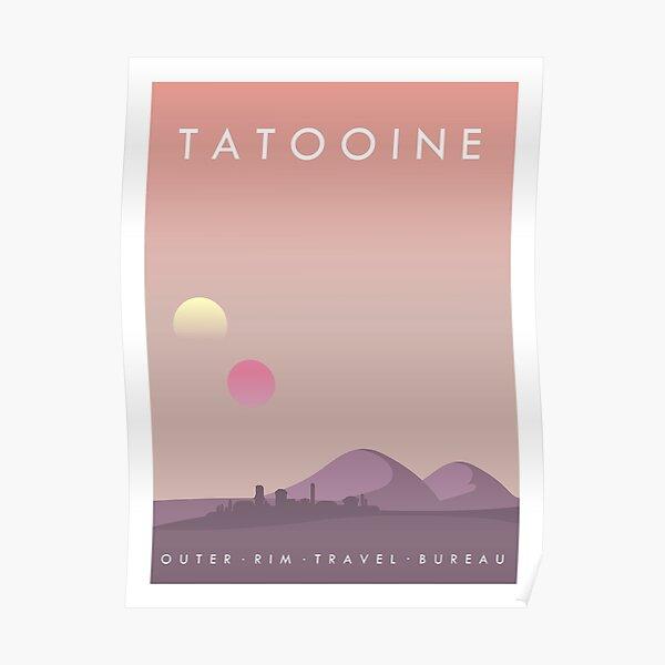 Tatooine Póster
