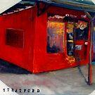 Stratford Postcard by DiSantArt