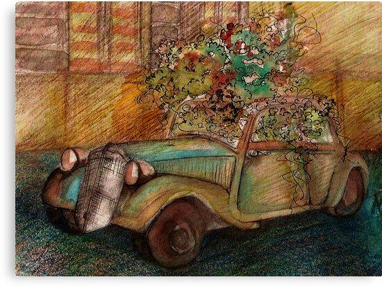 Dream Wheels by Saruci