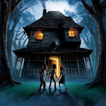 Monster House by MrTartBottom
