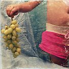 My Daughter Likes To Steal My Grapes by Julia  Thomas