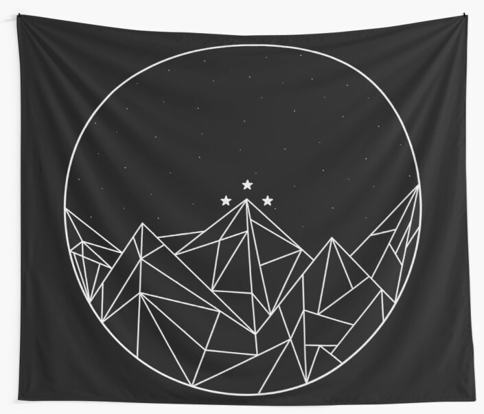 The Night Court Symbol Wall Tapestries By Tori2040 Redbubble