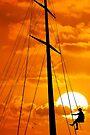 Yachtsman by Alex Preiss