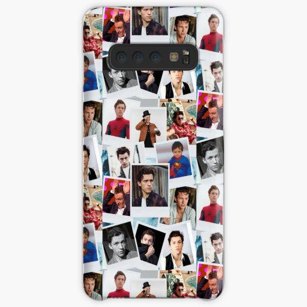 Tom Holland  Samsung Galaxy Snap Case