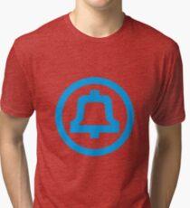 Bell Telephone Logo Tri-blend T-Shirt