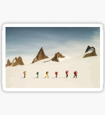 North Face Antarctic Expedition Vector Sticker