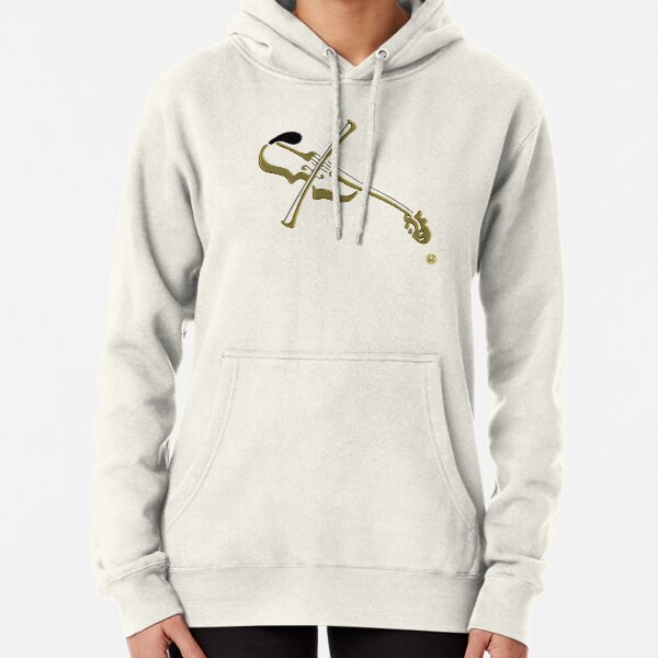 Fiddle  Pullover Hoodie