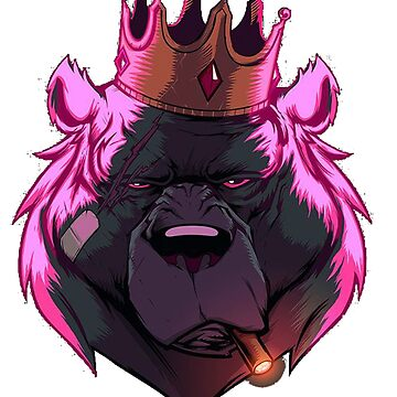 KING BEAR by Angieml