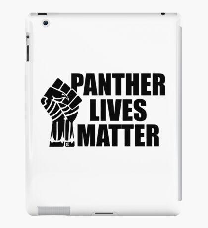 Panther Lives Matter [Black Edition] iPad Case/Skin