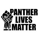 Panther Lives Matter [Black Edition] by SEspider