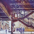 Under the El by JennyArmitage