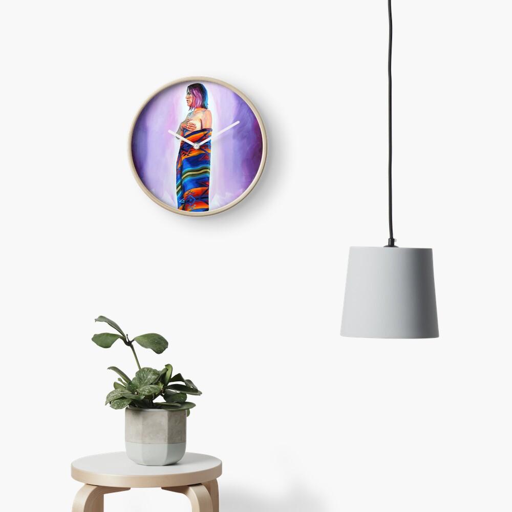 Purple Planets, Connection Clock