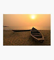 Kribi Sunset Photographic Print
