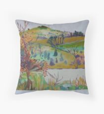 dartmoor Throw Pillow