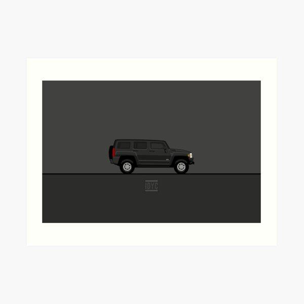 Visit idrewyourcar.com to find hundreds of car profiles! Art Print