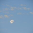 Moon & Clouds by down23