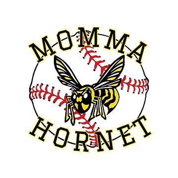 Momma Hornet  by TeesandTeas