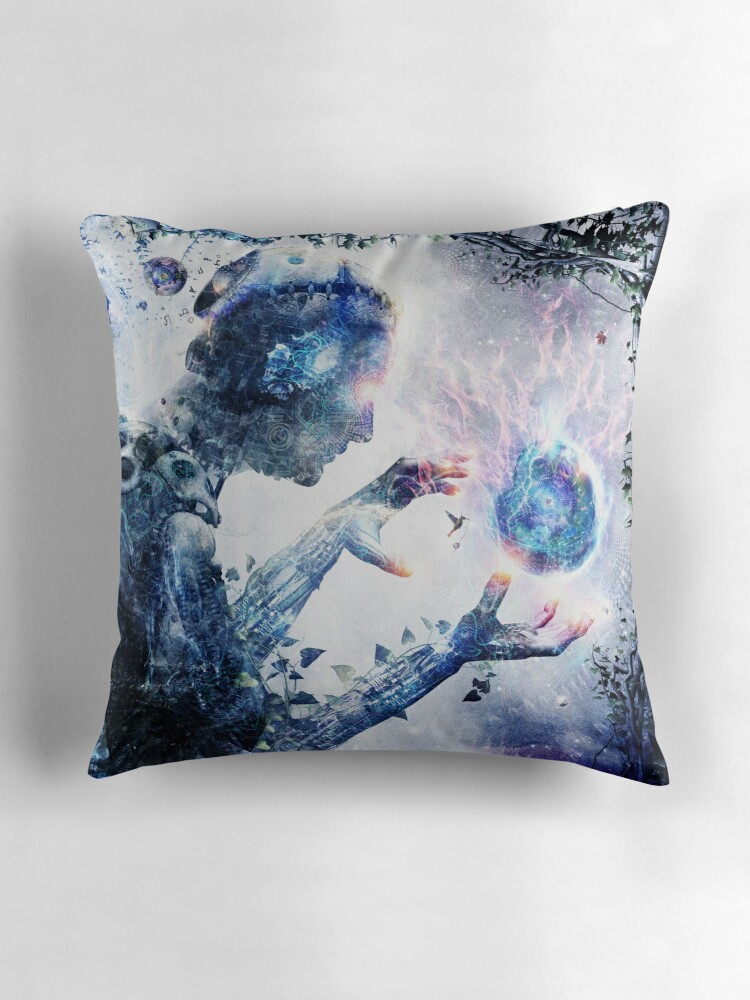 Quot Born Of Osiris Album Cover 2013 Quot Throw Pillows By
