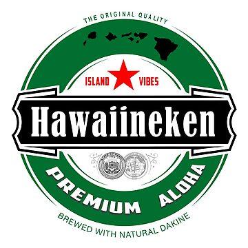 HAWAIINEKEN by Juniorwerks
