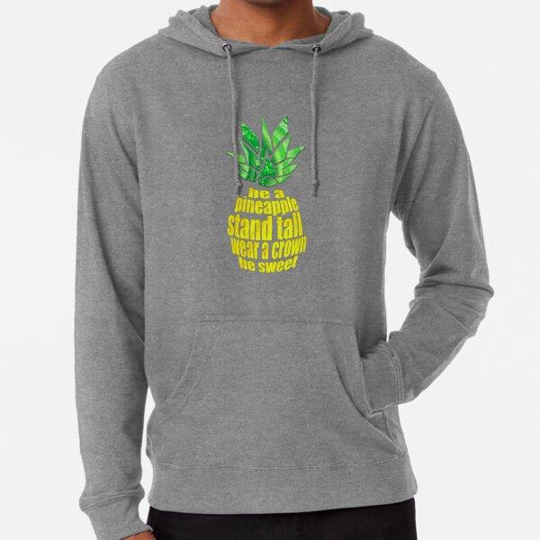 Be A Pineapple Lightweight Hoodie