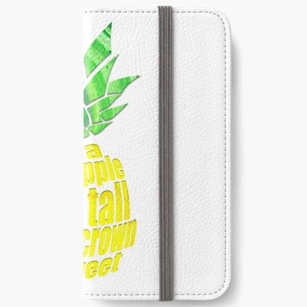 Be A Pineapple iPhone Wallet
