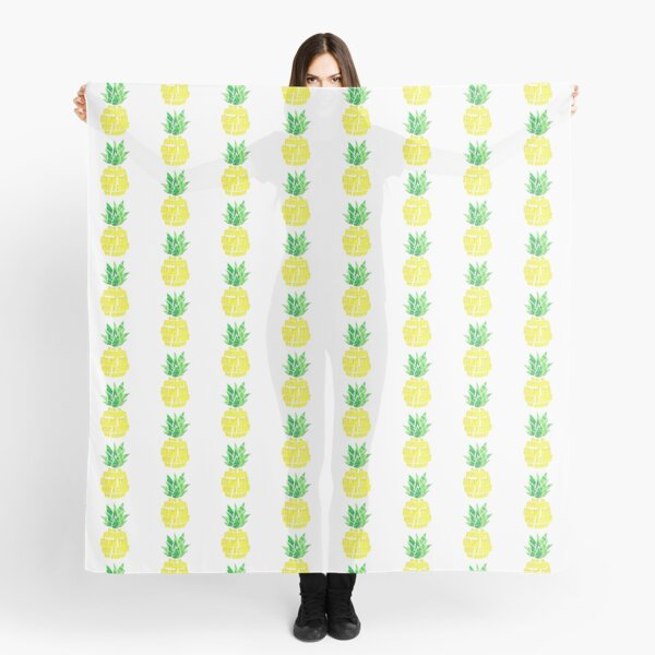 Be A Pineapple Scarf