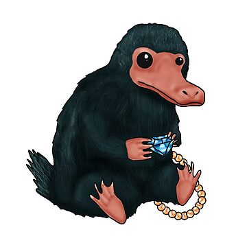 Naughty Niffler by PixelMouse