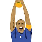 Fabio Cannavaro - Italy Legend by SerieAFFC