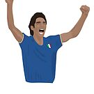 Paolo Rossi - Italy Legend by SerieAFFC