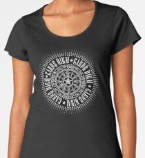 CARPE DIEM motto in T-SHIRTS and APPAREL Women's Premium T-Shirt