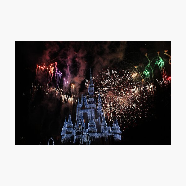 All Our Wishes Will Come True Photographic Print