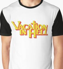 Vacation in Hell - Flatbush Zombies Graphic T-Shirt