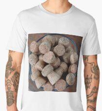 Cork Men's Premium T-Shirt