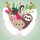 Love animals by mjdaluz