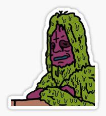 Sassy Grimeart Sticker