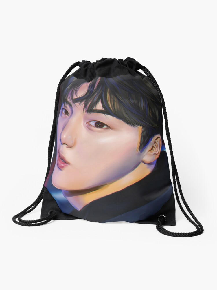Bts Gift BTS Bts Fan BTS Drawstring BTS Bag Bts Fan Art