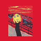 « Le Cri - The Scream » par Martin Boisvert