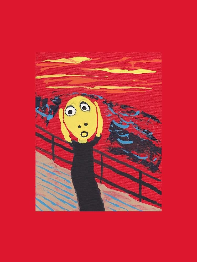 «Le Cri - The Scream» par martinb1962