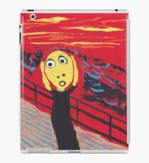 Le Cri - The Scream iPad Case/Skin