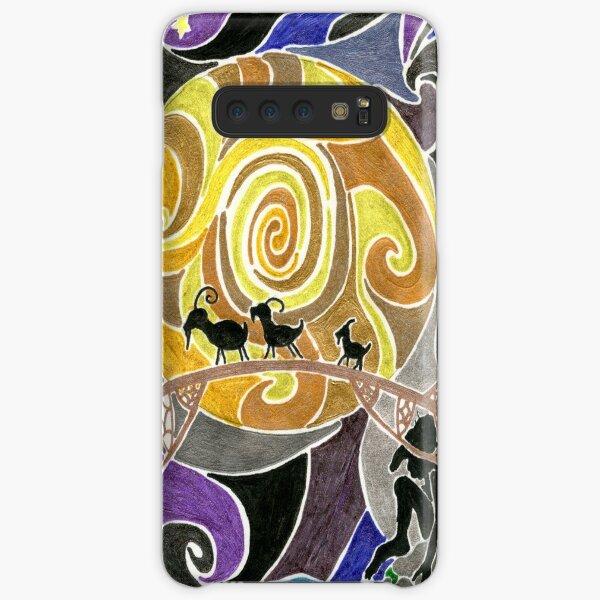 Three Billy Goats Gruff Samsung Galaxy Snap Case