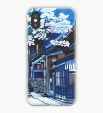 Under the Cherry Blossoms, Spring iPhone Case