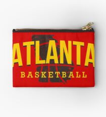 Atlanta Pride - Basketball 2 Studio Pouch