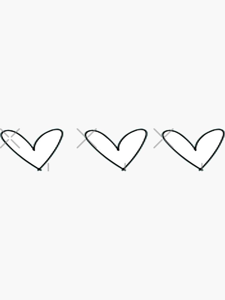 Three Hearts by haleyerin
