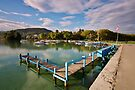 A walk along Annecy lake by Patrick Morand